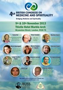 4. Britsky kongres o medicíně a spiritualitě
